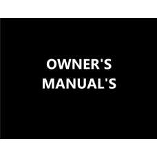 Click For Generator Owners Manual
