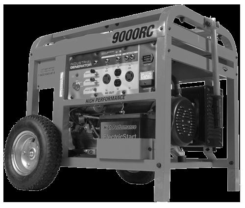 9000RC Gas Generator