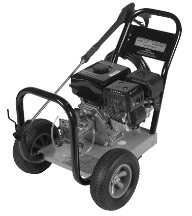 TPW2200 Pressure Washer